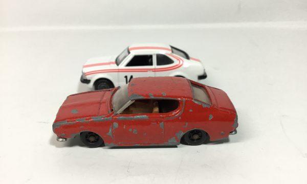 アポロ ブルーバードU  1970年代のミニカー