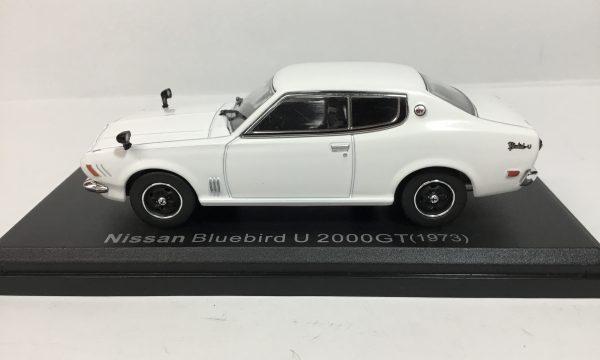 国産名車 ブルーバードU サメブル 1