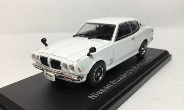 国産名車 ブルーバードU サメブル 2
