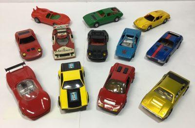 アオシマ スーパーミニカーシリーズ