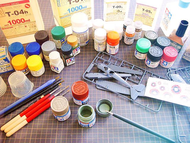 塗装 プラモデル プラモデル 基礎から学ぶ失敗しない塗装方法