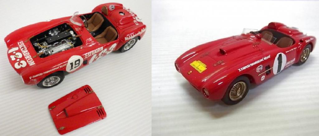 BBR フェラーリ 375