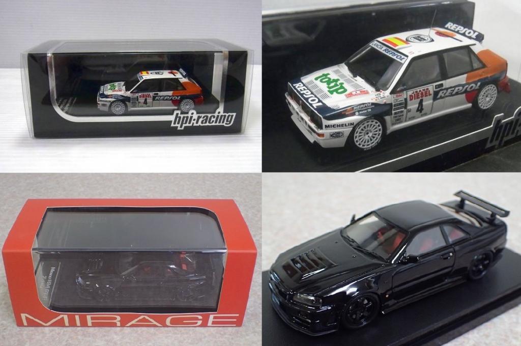 hpi racing ミラージュ ミニカー